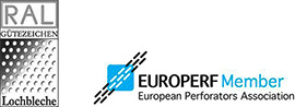 RAL Gütezeichen & EUROPERF Member