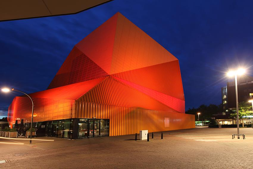 Theater und Kongresszentrum Agora in Lelysatd